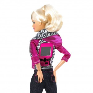 Barbie Video Girl Doll Viewer